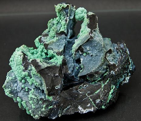 Malachite botryoidal - Schwartz Fine Minerals