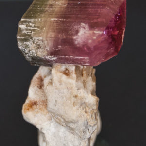 Watermelon tourmaline, Pala District, California-https://schwartzfineminerals.com