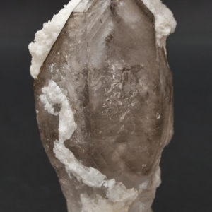 Brandberg Smokey Quartz, Calcite inclusions