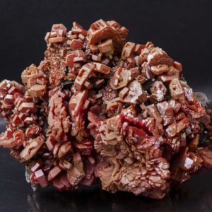 Vanadinite, Morocco