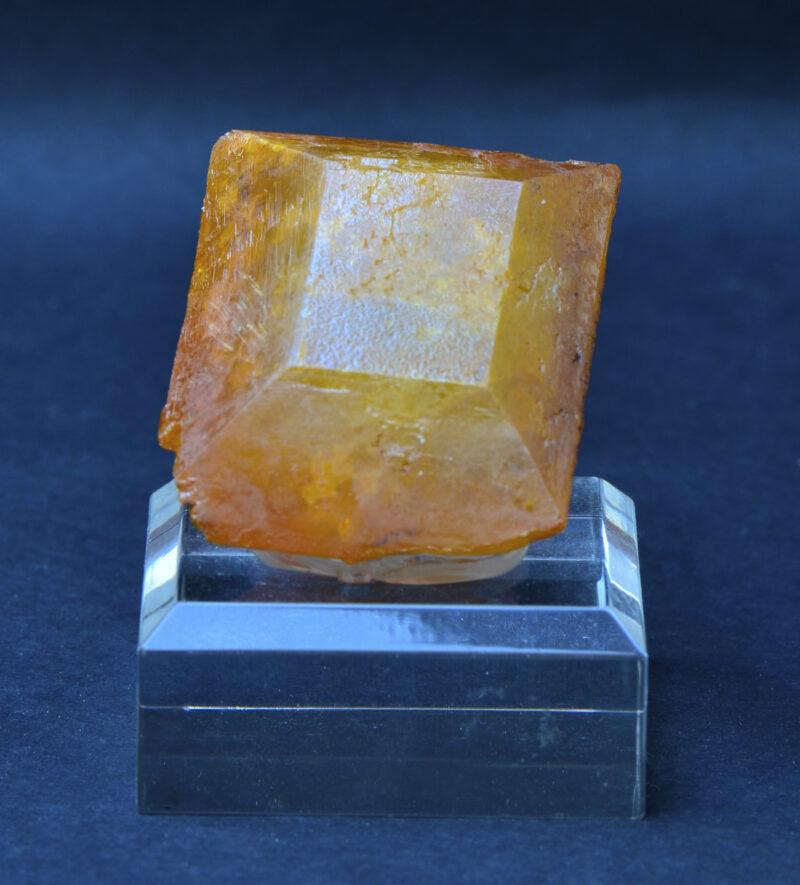 Wulfenite, M'fouati - Schwartz Fine Minerals