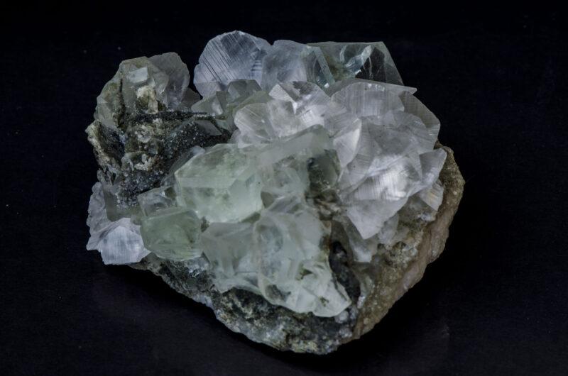Fluorite, Calcite, China