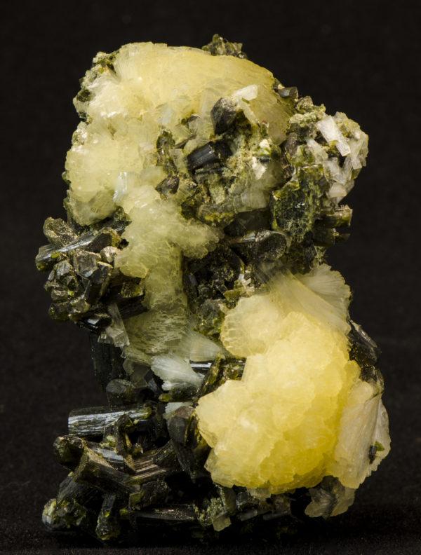 Epidote and Stellerite