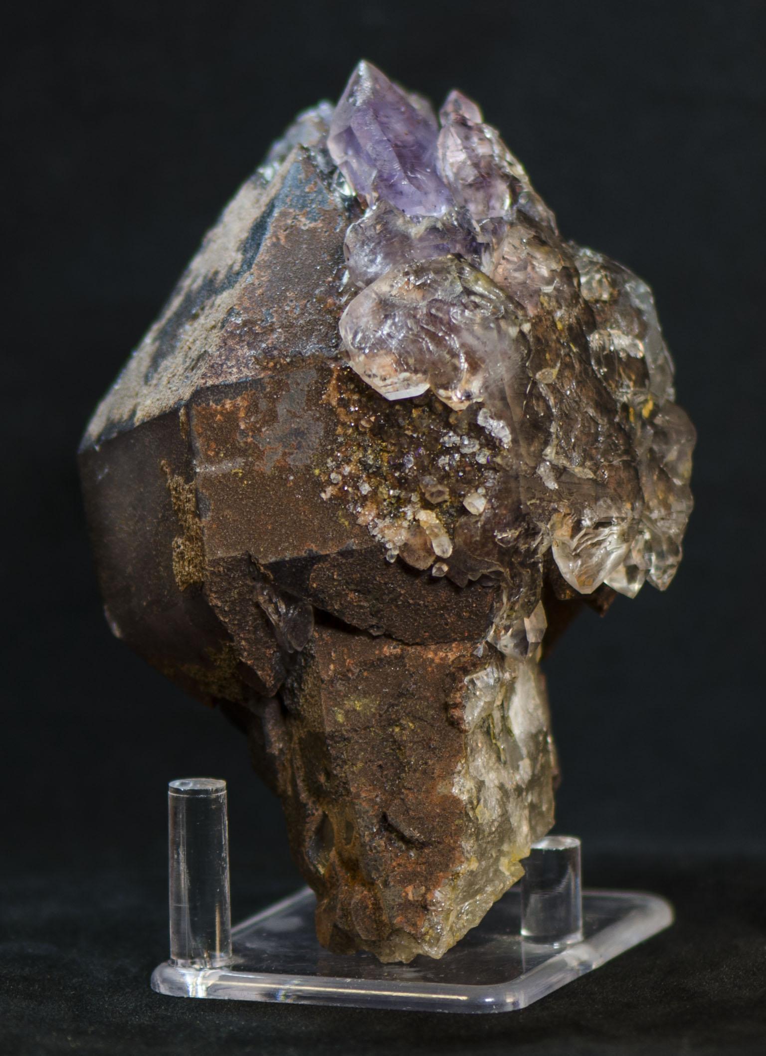 PF 6, Large amethyst scepter